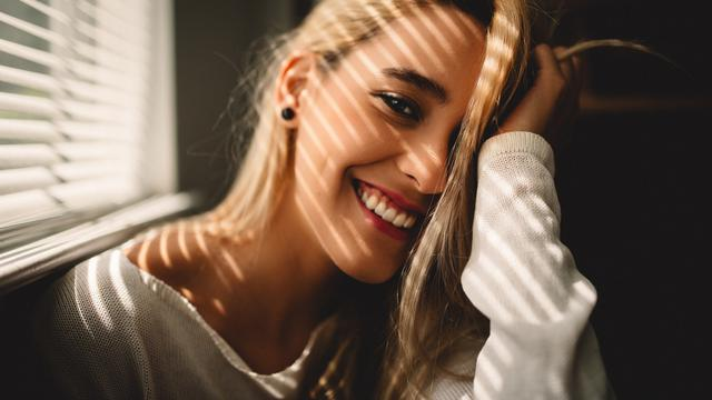 Senyum, Kunci Jaga Kesehatan yang Mudah Dilakukan - Ramadan Liputan6.com