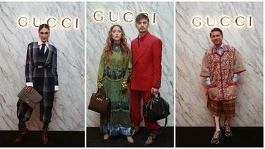 [Fimela] Selebriti di Gucci Manifesto