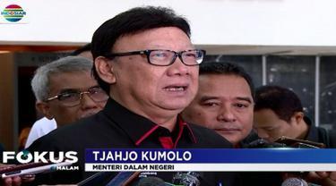 Mendagri mengaku sudah berkali kali mengingatkan para kepala daerah untuk tidak melakukan korupsi termasuk saat pertemuan seluruh kepala daerah awal pekan ini.