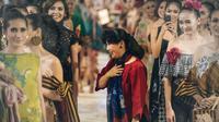 Saksikan kemegahan rancangan Anne Avantie dari Sabang sampai Marauke untuk raih impian tentang kesetaraan, di sini.