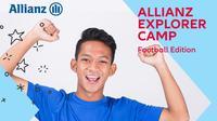Allianz kembali menggelar Allianz Explorer Camp yang akan mewujudkan mimpi dua anak Indonesia untuk terbang ke Munchen, Jerman.