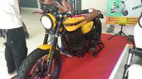 Motor listrik BF Goodrich (Amal/Liputan6.com)