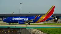 Ilustrasi pesawat Southwest Airlines. (Dok. Miguel Ángel Sanz/Unsplash)