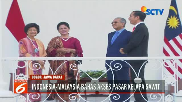 Indonesia menjadi negara Asean pertama yang dikunjungi Mahathir setelah menjadi Perdana Menteri Malaysia ke-7.