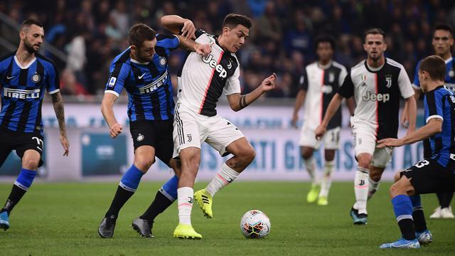 Liga Italia, mengalami beberapa penundaan laga akibat virus corona.