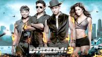 Sebelumnya, film Dhoom: 3 juga sukses mengguncang bioskop di Turki.