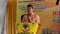 Ketua Umum Partai Berkarya Tommy Soeharto. (Istimewa)