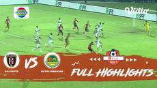 Berita video highlights Shopee Liga 1 2019 antara Bali United melawan Tira Persikabo yang berakhir dengan skor 0-1, Kamis (12/12/2019).