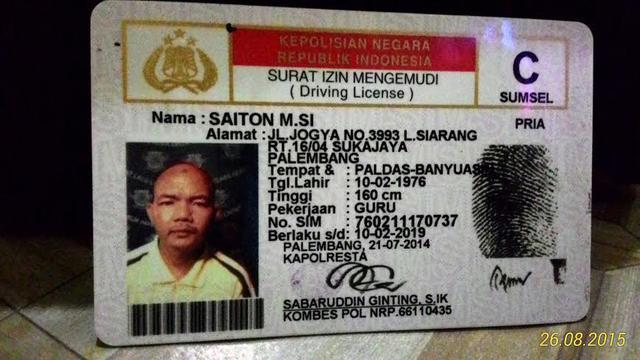 Nama unik Saiton