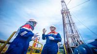 Pertamina EP Asset 3 mencatat terjadi peningkatan produksi minyak di Sumur Jas-022. Foto (Istimewa)