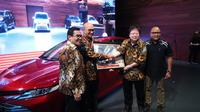Auto2000 secara resmi membuka showroom di Menara Astra, Sudirman, Jakarta