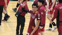 Atlet voli Indonesia Rivan Nurmulki usai menjalani debut bersama Nagano Tridents di V.League Division 1 Jepang mendapat pujian. (foto: Instagram @ melt_aya.0205)