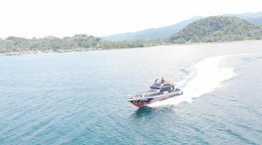 Tingkatkan Performa Pengawasan Bea Cukai Lampung Terapkan Sea Trial Kapal Patroli
