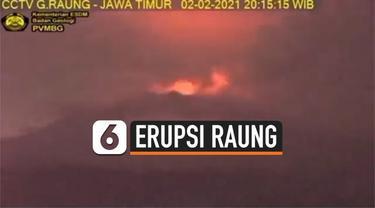 Gunung Raung terus mengalami aktivitas vulkanik. Sap dan abu vulkanik terus keluar dari dalam kawah. Situasi terkinin menunjukkan ketinggian asap Gunung Raung mencapai 1000 menter.