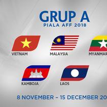 Grup A Piala AFF 2018. (Bola.com/Dody Iryawan)
