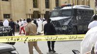 Serangan teror di masjid di Kuwait (Reuters)