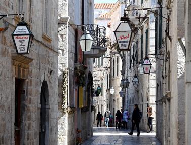 Lokasi Syuting Game of Thrones di Kroasia