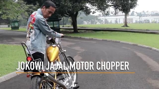 Berita Motor Chopper Jokowi Hari Ini Kabar Terbaru Terkini