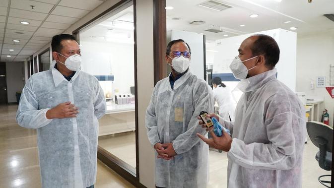 PRDA Bamsoet Minta Pemerintah Tetapkan Standar Harga Tes PCR dan Regulasi Vaksin Mandiri - News Liputan6.com