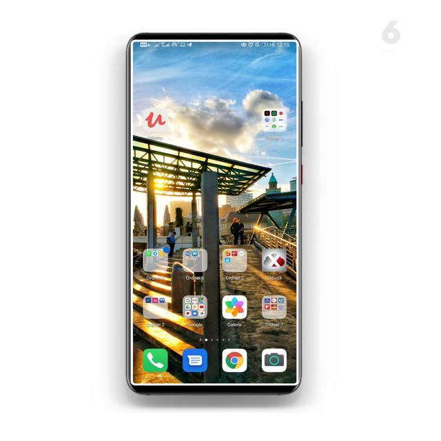 Wireless Charging di Huawei P30 Pro. Liputan6.com/Mochamad Wahyu Hidayat
