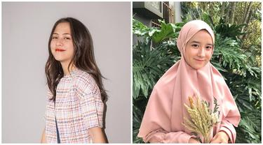 Disebut Adhisty Zara Versi Hijab, Ini 6 Potret Fani Remaja Viral di TikTok