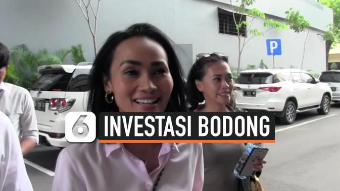 Video Artis Eka Deli Jadi Saksi Kasus Investasi Bodong Liputan6