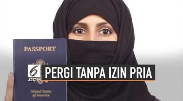 Pemerintah Arab Saudi resmi menerapkan aturan baru yakni perihal perempuan di atas umur 21 tahun diizinkan bepergian sendiri tanpa izin wali laki-laki.