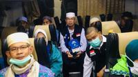 Jemaah haji Indonesia menyatakan puas atas pelayanan selama di Tanah Suci. (www.haji.kemenag.go.id)