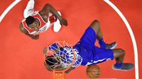 Wizards vs Clippers (AP)