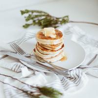 Resep pancake buttermilk./Copyright unsplash.com/nicole honeywill