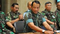 Kepala Staf Angkatan Udara (KSAU) Marsekal TNI Agus Supriatna.