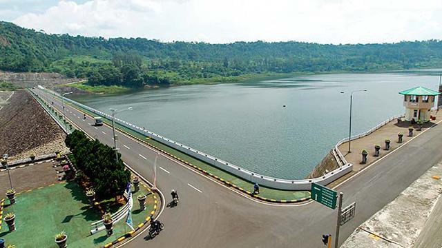 PLTA Cirata, Jawa Barat