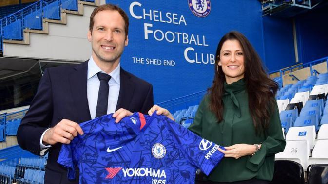 Ada Peran Penting Petr Cech dalam Transfer Timo Werner ke Chelsea
