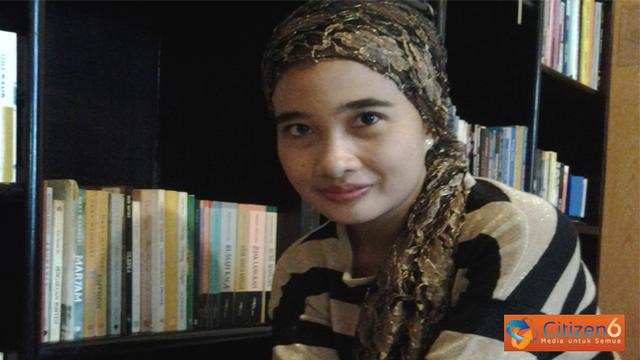 Okky Madasari Sastra Bukan Motivasi Agar Pembaca Sukses Citizen6