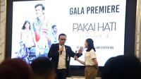 PT. Bank Rakyat Indonesia (Persero) Tbk meluncurkan Pakai Hati Season 2 di Auditorium Brilian Center, Jakarta.