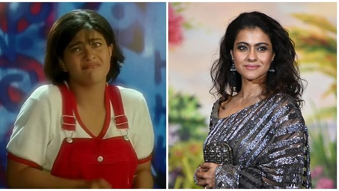 20 Years Passed This Is The Transformation Of Kajol From Kuch