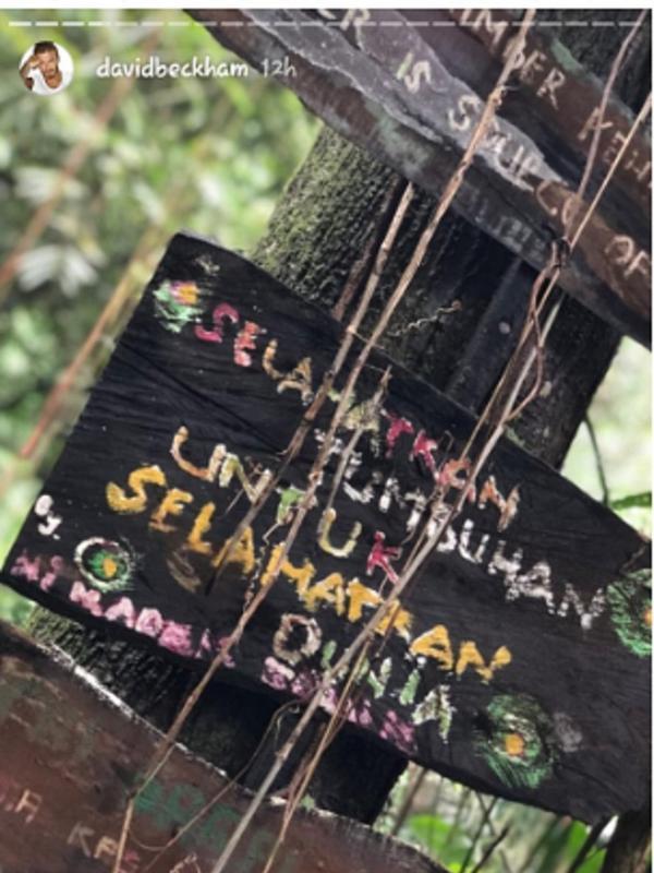 Insta Story David Beckham saat berkunjung ke Bali (Instagram/@davidbeckham)#source%3Dgooglier%2Ecom#https%3A%2F%2Fgooglier%2Ecom%2Fpage%2F%2F10000