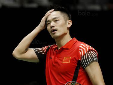 Indonesia Masters 2018 : Lin Dan Vs Kantaphon Wangcharoen