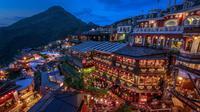 Kota Jiufen, Taiwan (Sumber: guideoftaipei.com)