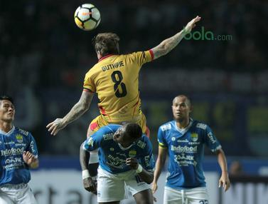 Persib Bandung, Mitra Kukar, Liga 1 Indonesia