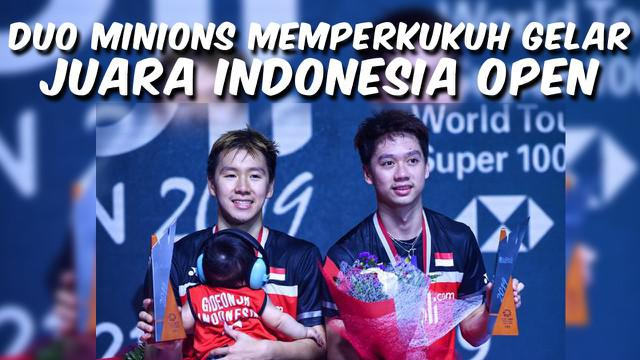 Video Top 3 kali ini ada Avengers: Endgame jadi film terlaris sepanjang masa, duo Minions yang mempertahankan gelar juara di Indonesia Open 2019 dan anak dari pelawak Nunung yang akhirnya bisa menjenguk sang Ibunda.