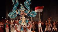 Swadharma Ning Pertiwi kukuhkan GWK sebagai ikon baru pariwisata Bali.