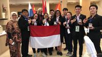 Indonesia sabet penghargaan dari perlombaan International Conference of Young Social Scientists. (Istimewa/Direktur Center for Young Scientists, Monika Raharti)