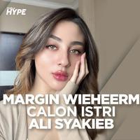 Cantiknya Margin Wieheerm, Calon Istri Ali Syakieb