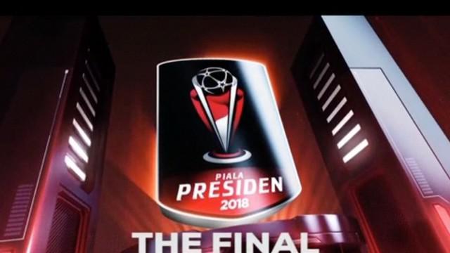 Berita video final Piala Presiden 2018 yang akan ditayangkan pada Sabtu, 17 Februari 2018 pukul 18.30 di Indosiar. Live streaming  laga ini bisa disaksikan juga di Bola.com dan Vidio.com.