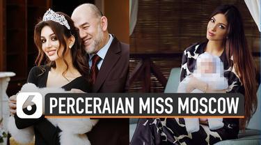 Drama perceraian Raja Malaysia dengan Miss Moscow berlanjut. Miss Moscow Oksana Voevodina menuntut secara materi.