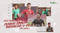 Jam terbang pemain Timnas Indonesia U-22 di liga. (Bola.com/Dody Iryawan)