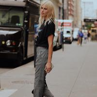 Lauren Wasser siap lakukan perubahan di New York Fashion Week. (Foto: Instagram @theimpossiblemuse)