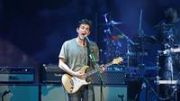 John Mayer gelar konser di ICE BSD City, Tangerang Selatan, Jumat, 5 April 2019