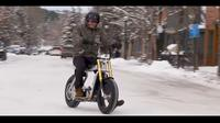 Skutik listrik Harley-Davidson (Electreck)